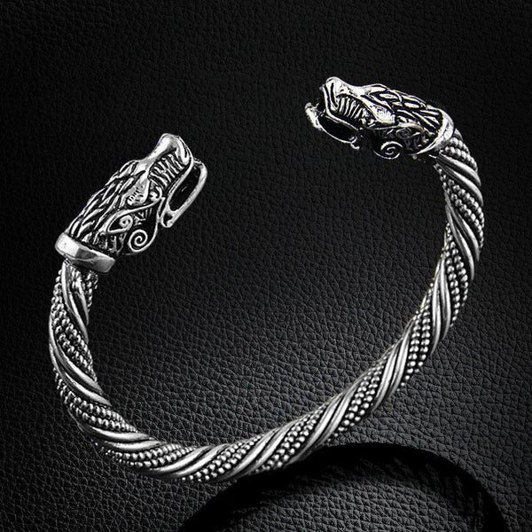 Viking Bangle Bracelet