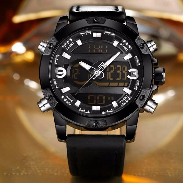 Military Quartz Watch