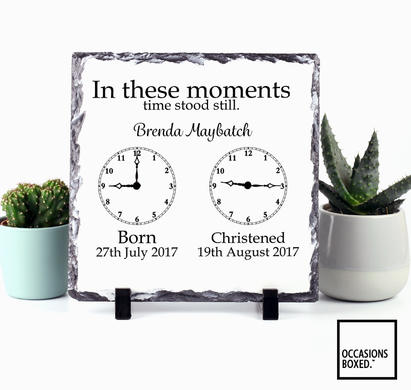 Birth & Christening In These Moments Gift