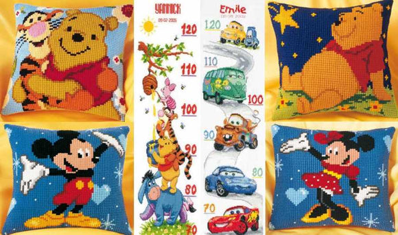 Disney Cross Stitch Kits