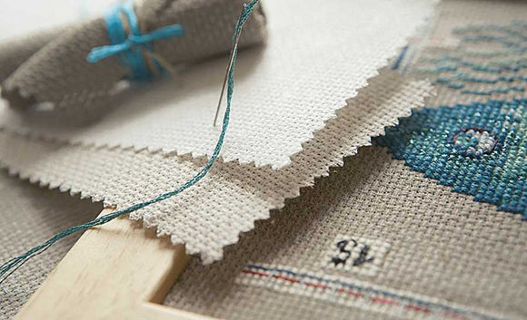 Cross Stitch Fabric