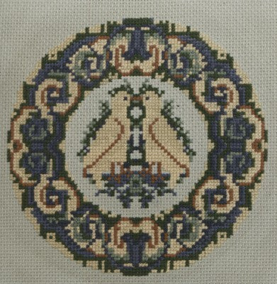 Doves Cross Stitch Chart by Rainy Day Designs