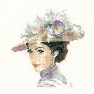 Rebecca Cross Stitch Kit by Heritage Crafts (miniature)