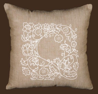 Romance Vines Pillow Candlewicking Kit by Design Works