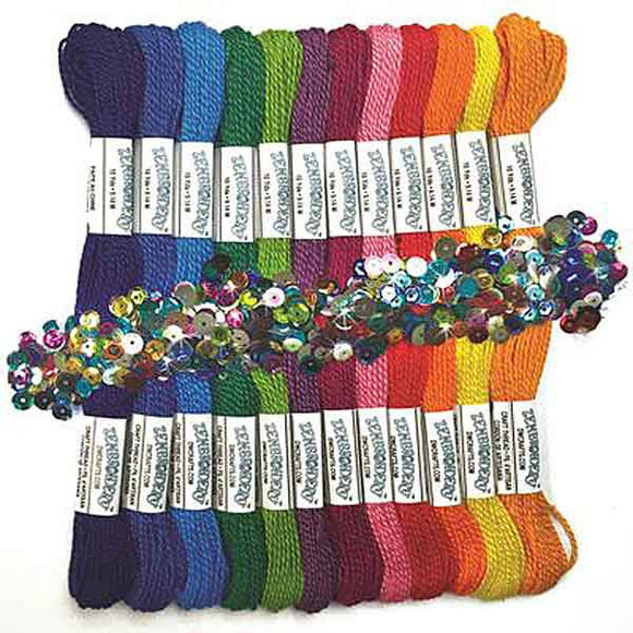 Zenbroidery Rainbow Trim Pack by Design Works
