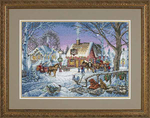 Sweet Memories Cross Stitch Kit by Dimensions