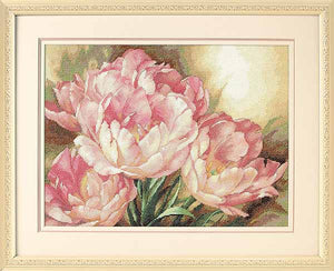 Tulip Trio Cross Stitch Kit by Dimensions