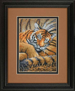 Cosy Cub Cross Stitch Kit by Dimensions