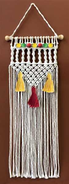 Twist and Turn Macrame Kit by Design Works