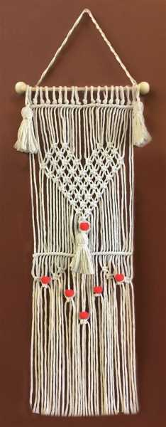 Have a Heart Macrame Kit by Design Works