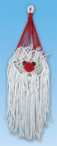 Santa Macrame Kit by Design Works