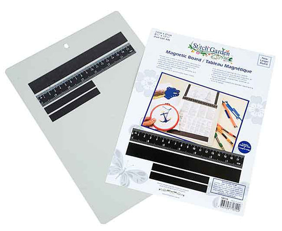 Magnetic Board by Stitch Garden