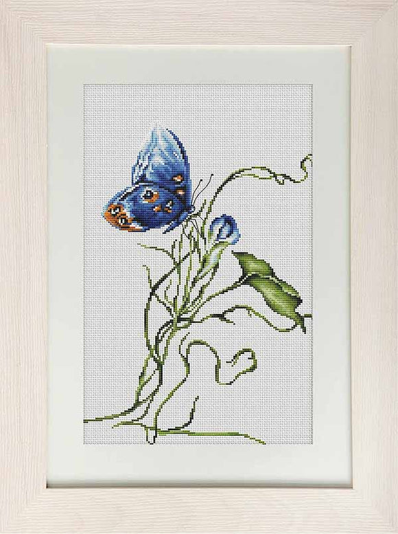 Emotion Cross Stitch Kit by Luca S