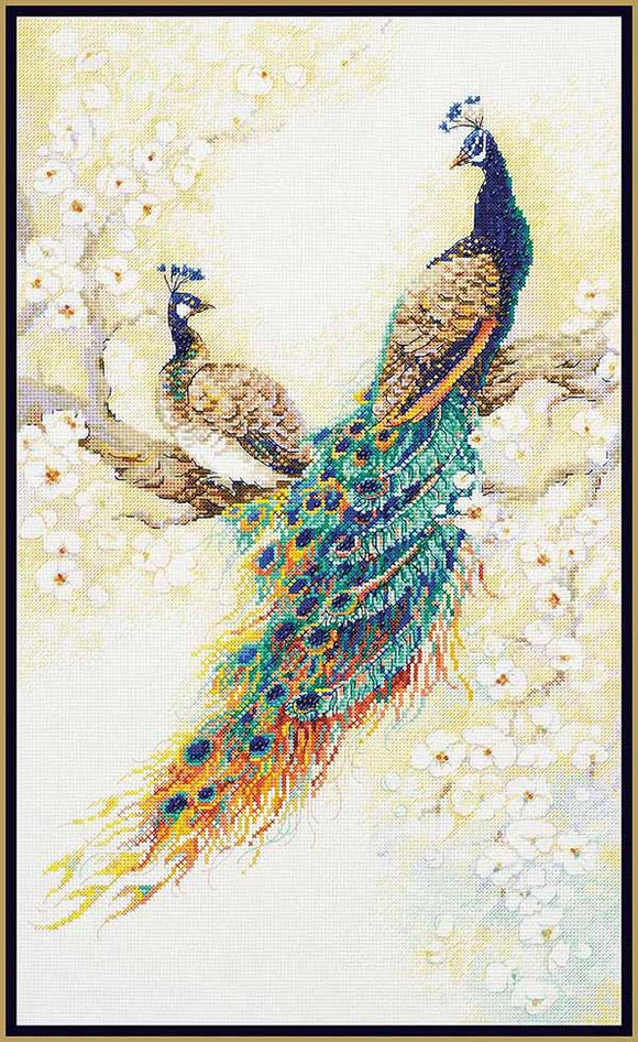Persian Garden Cross Stitch Kit By RIOLIS