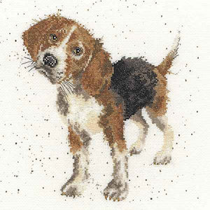 Beagle Cross Stitch Kit By Bothy Threads