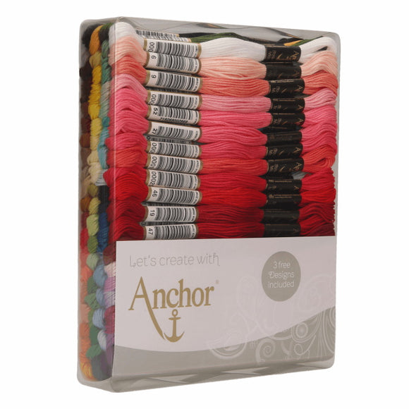Excellence Assortment Stranded Cotton Pack by Anchor