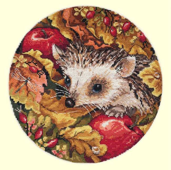 Apples Cross Stitch Kit by Merejka