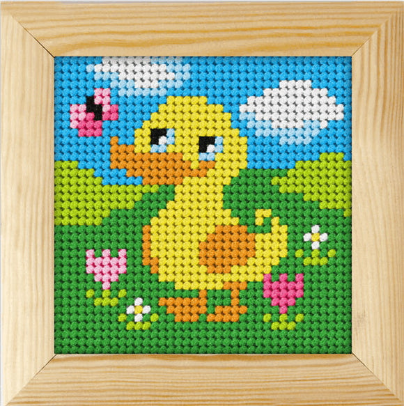 Ducky Beginners Tapestry Kit by Orchidea