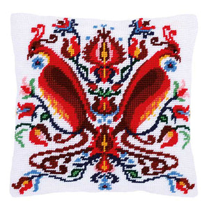 Phoenix Tapestry Cushion Kit by Vervaco