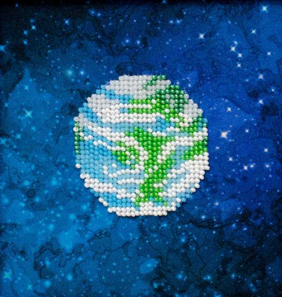 Earth Bead Embroidery Kit by VDV
