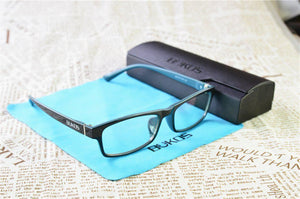 Computer Glasses - Blue Light Blocking Eyeglasses - Custom Blue Inside - Men / Women - Gaming-Bukos Brands