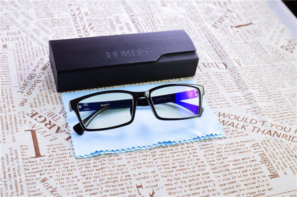 Blue Light Blocking Computer Glasses - The Originals - Men / Women - Gaming - Sleep-Bukos Brands