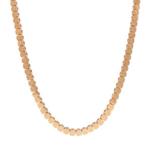 14KT Gold Constance Chain Necklace, NEW