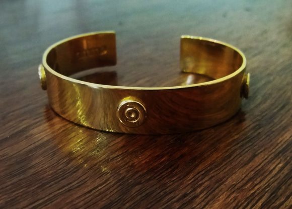 APOPO Ammo Bullet Brass Bangle