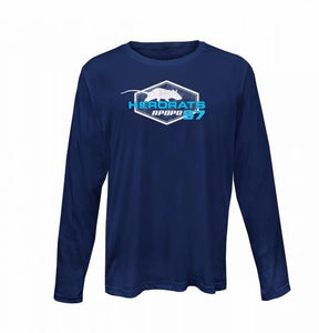 APOPO Men's Long Sleeve Performance Tee