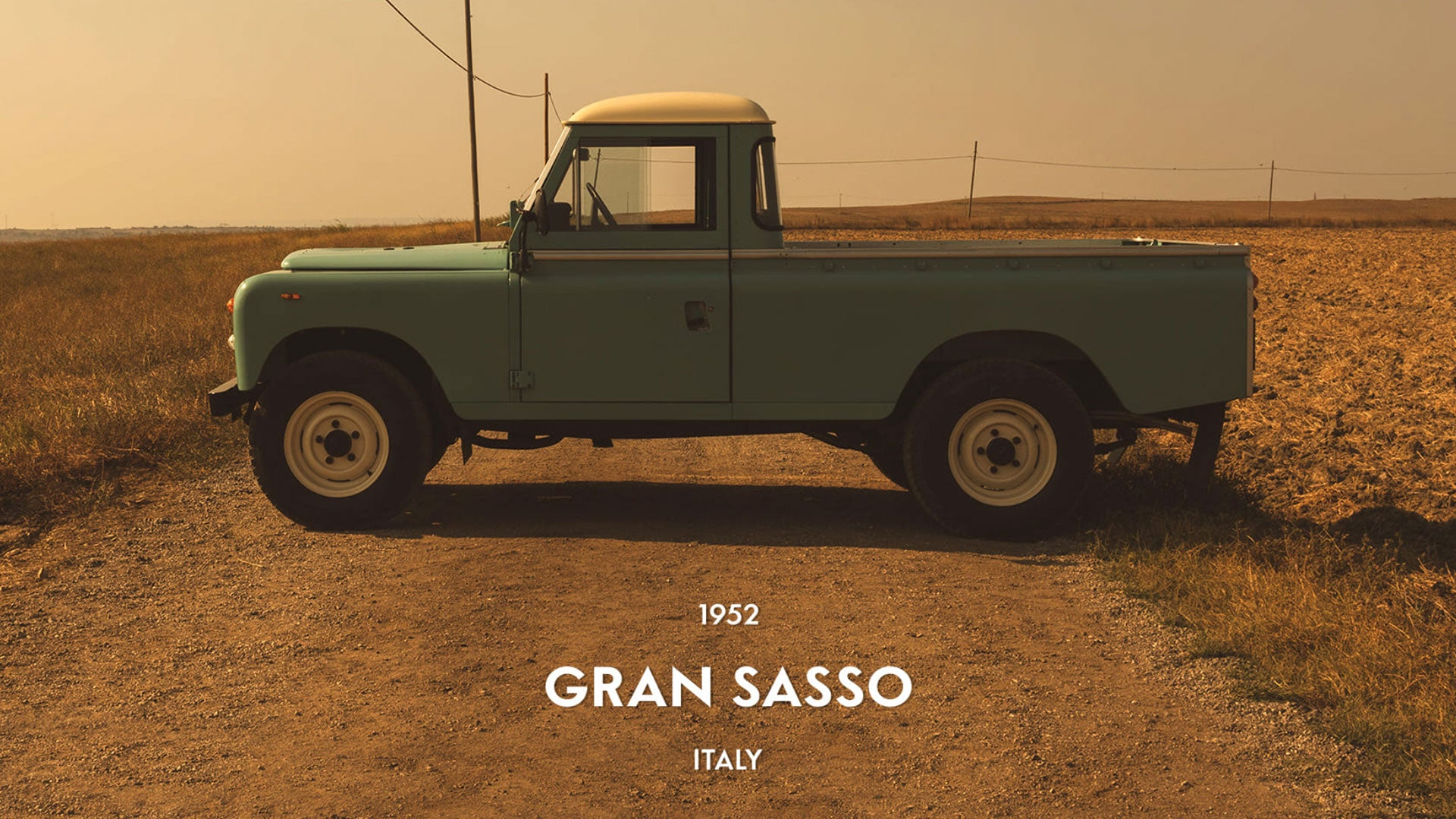 Gran Sasso - Made in Italy