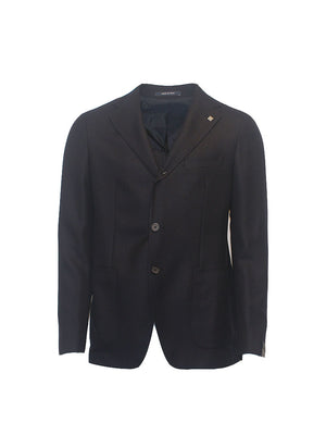Wool Stretch Blazer