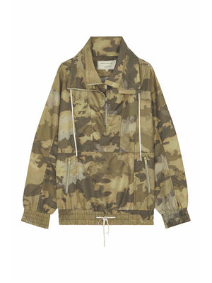Double Collar Anorak