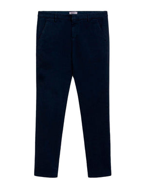 Dondup - Gaubert Slim Chinos PT0 - Navy