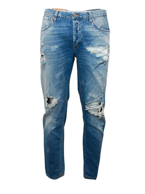 Dondup - Jeans - Brighton Carrot Fit Jeans - Herre