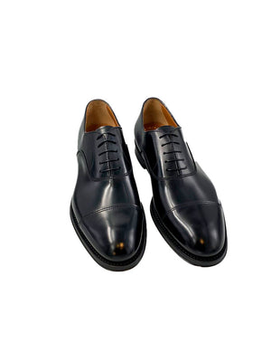 Doucals - Sko - Oxford Cap Toe - Sort