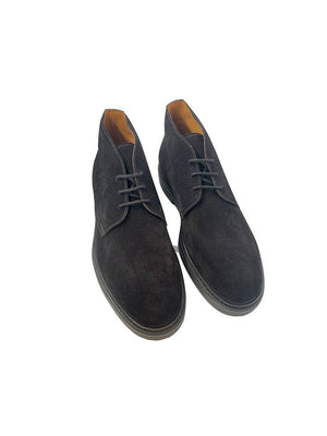 Doucals - Støvle - Chukka Boot - Sort