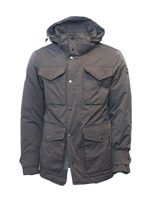 Paul & Shark - Jakke - Coated Jacket - Grey