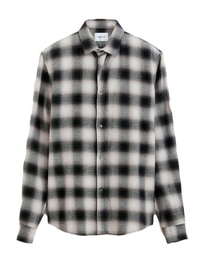 Dondup - Skjorte - Camicia Detail Shirt - Sort