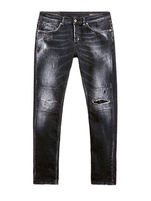 Dondup - Jeans - George Slim Jeans AO0