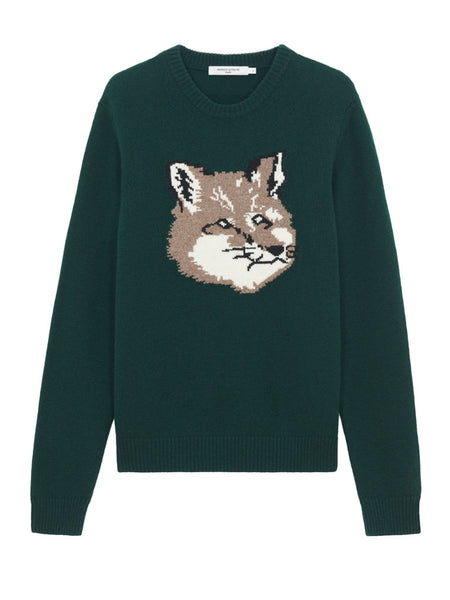 Tee-Shirt Fox Head Patch