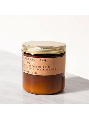 P.F. Candle - Duftlys - No. 21 Golden Coast - Large