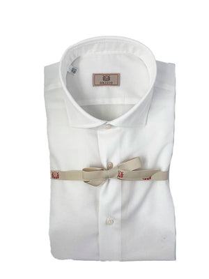 Grigio - Skjorte - Cotton Cut-Away Shirt