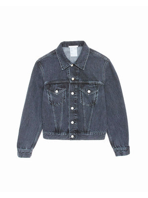 Masc Trucker Denim Jacket