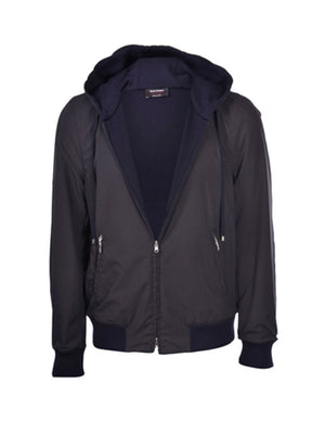 Rain Wool Reversable Jacket