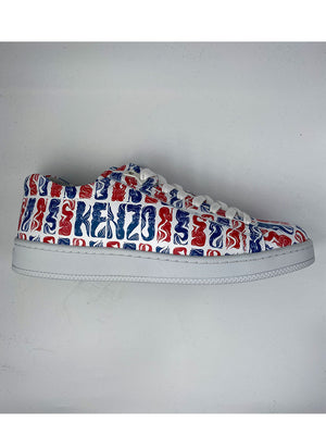 Low Top Sneaker Multi Colour
