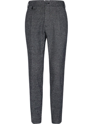 Calvin Klein - Bukser - Pleat Check Pant - Herre