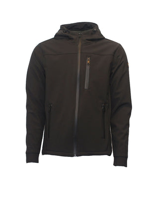 Paul & Shark - Vindjakke - Windstopper Jacket - Sort