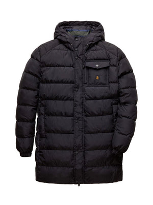 Refrigiwear - Jakke - Long Hunter Jacket - Sort