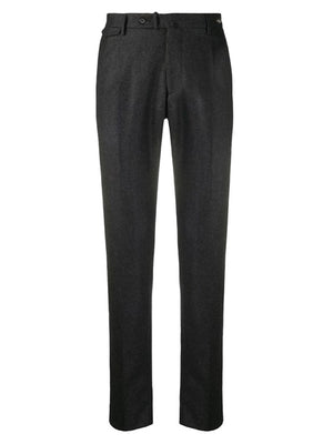 Tagliatore - Bukser - Wool Trousers Super 120 - Grå