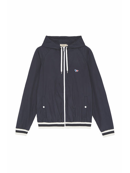 Hooded Windbreaker